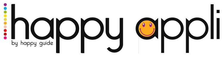 happy appli | L'application Happy guide